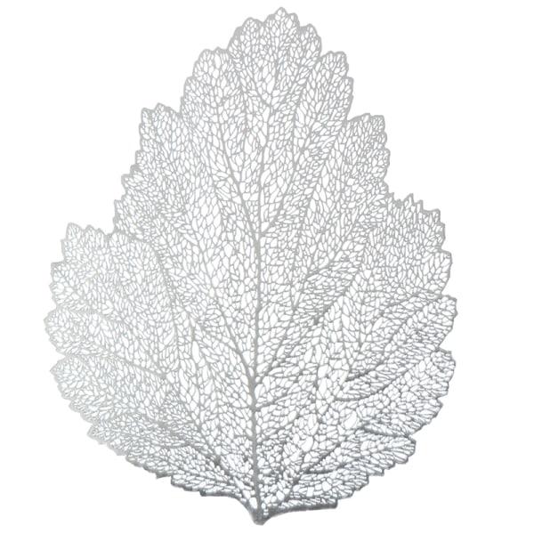 Bordsunderlägg Bordsunderlägg PVC-kopp bladformade mattor ihåliga