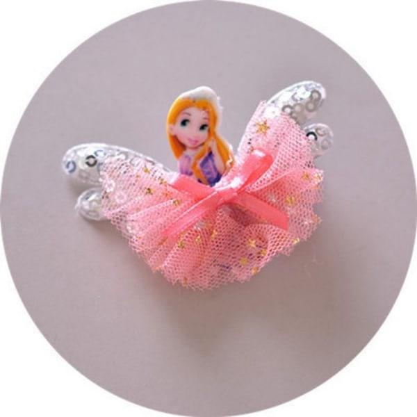 1 st Barn, Flickor, prinsessan Håraccessoarer rosa