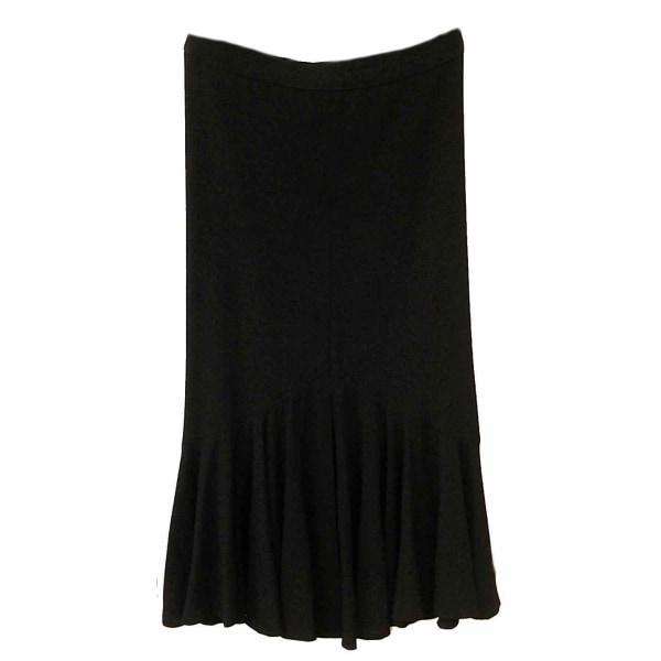 Kjol i svart st.42. Art 122745 svart