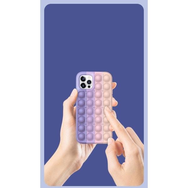 Pop it fidget skal till iPhone XR - Grön