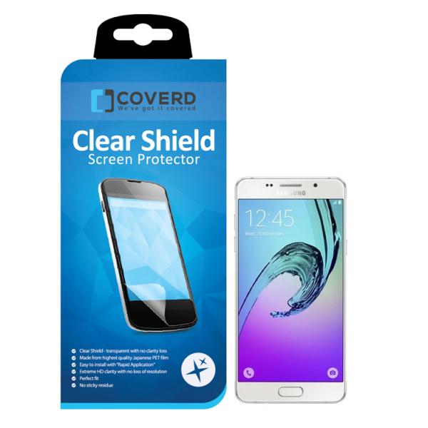 CoveredGear Clear Shield skärmskydd till Samsung Galaxy A3 (2016