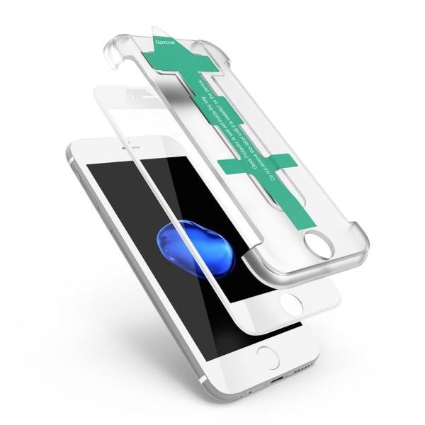 CoveredGear Easy App härdat glas skärmskydd till iPhone 7/8/SE 2