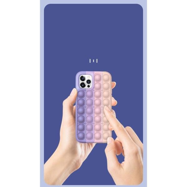 Pop it fidget skal till iPhone 11 - MultiColor