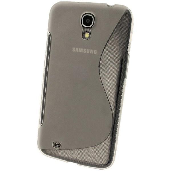 FlexiSkal till Samsung Galaxy Mega i9200 (Grå)
