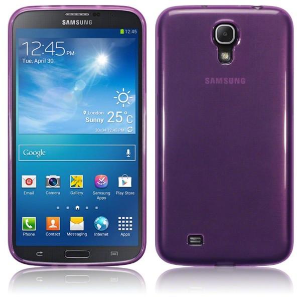 FlexiSkal till Samsung Galaxy Mega i9200 (Lila)
