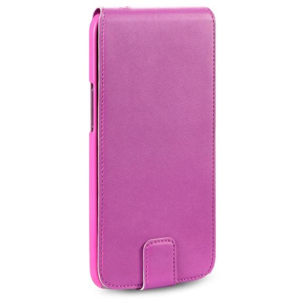 Flip Mobilväska till Samsung Galaxy Mega 6,3 i9200 - Magenta