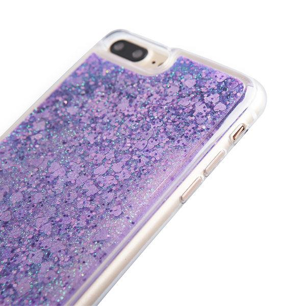 Glitter skal till Apple iPhone 8 Plus - Johannes