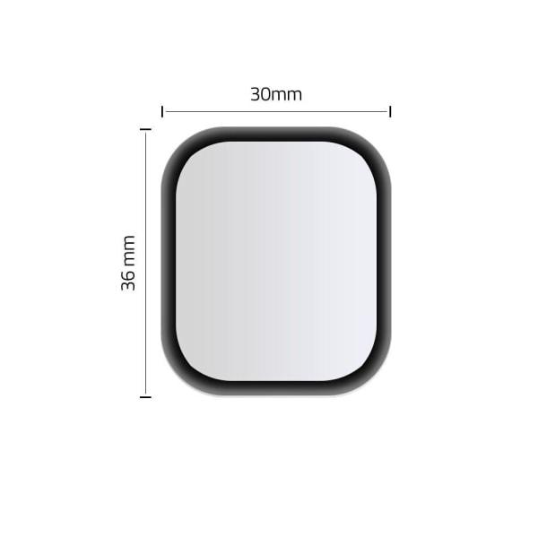 HOFI Härdat Glas Apple Watch 4/5 (40 Mm) Svart