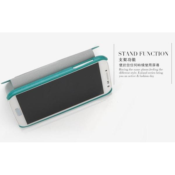 KLD Enland Smart Ultra-thin väska till Samsung Galaxy S4 i9500 (
