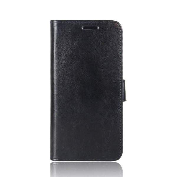 Läder Plånboksfodral Samsung Galaxy Xcover Pro - Svart