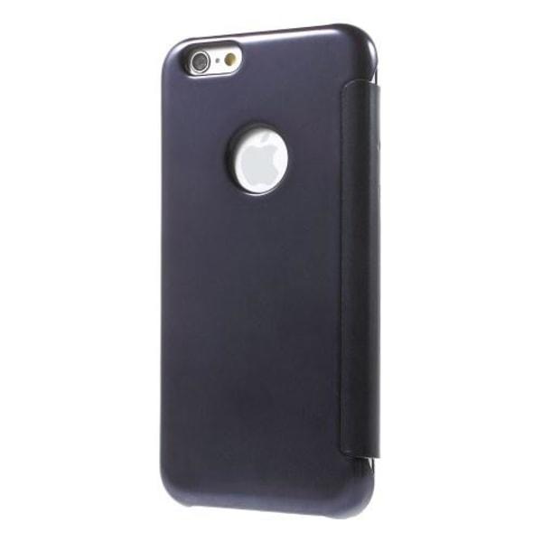 Mirror Surface fodral till iPhone 6/6S - Mörkblå