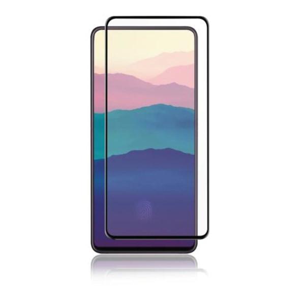 Panzer - Full-Fit Glass Samsung Galaxy A80 - Svart