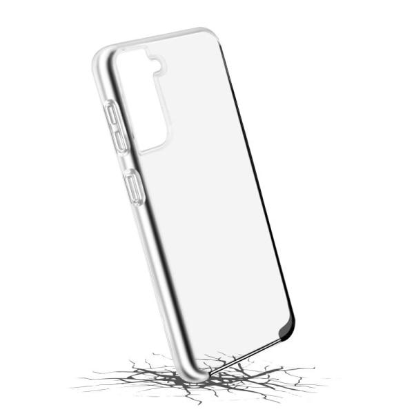 Puro - Impact Clear Mobilskal Samsung Galaxy S21 - Transparent