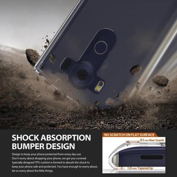 Ringke Fusion Shock Absorption Skal till LG V10 - Rose Gold