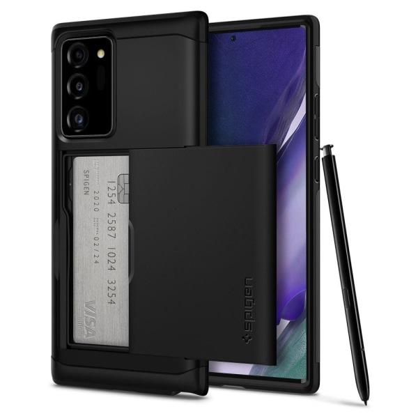 Spigen Slim Armor Cs Galaxy Note 20 Ultra - Svart