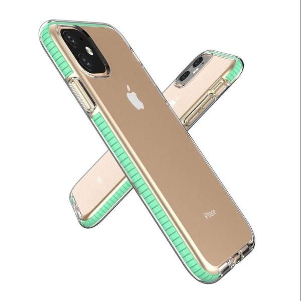 Spring Case iPhone 11 skal Rosa