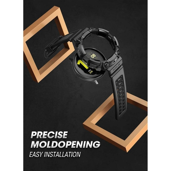 Supcase Unicorn Beetle Pro Galaxy Watch Active 2 (44mm) - Black