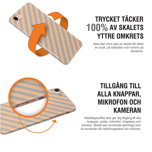 Svenskdesignat mobilskal till Apple iPhone 12, 12 Pro - Pat2678