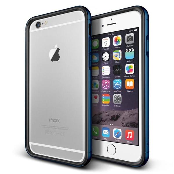 Verus Iron Bumper Skal till Apple iPhone 6(S) Plus (Blå - Svart)