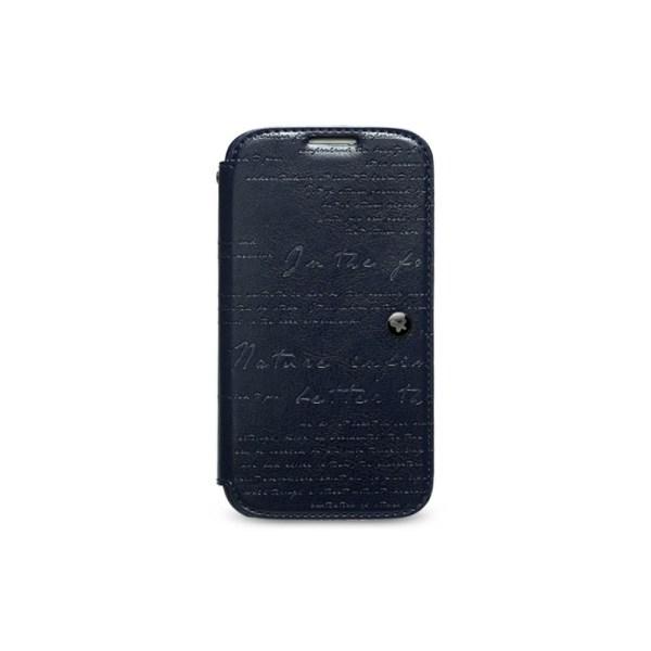 Zenus Masstige Lettering Diary till Samsung Galaxy S4 i9500 (Nav