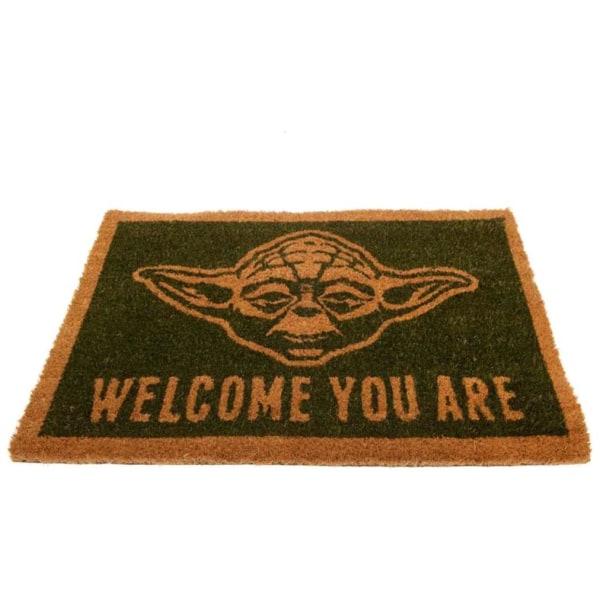 Star Wars Dörrmatta Yoda 2