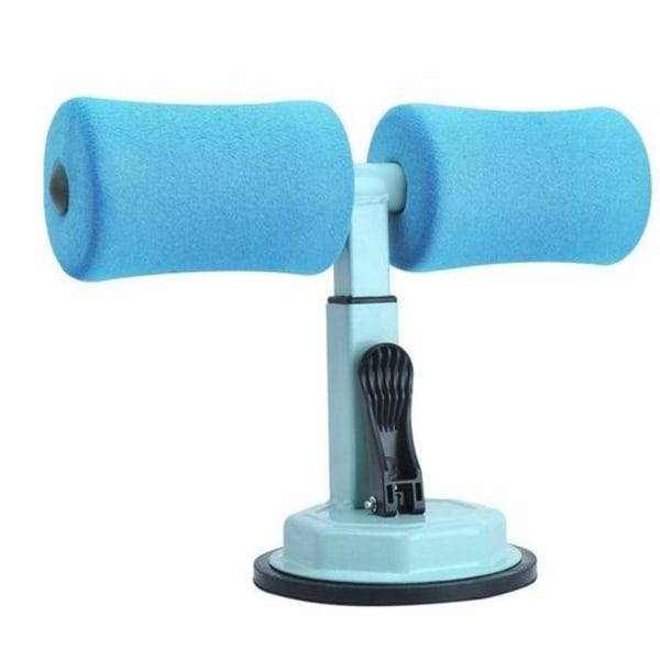 Sit-ups fitnessutrustning sittande sugkudde Maca Blue