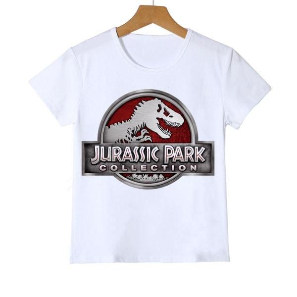 Jurassic Park / världs grafiska t-shirts för (set-2) 1092 5T