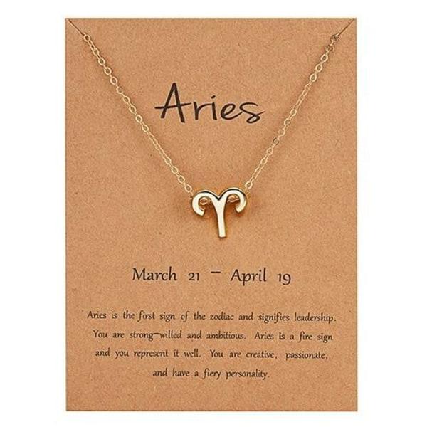 Guld kedja choker halsband för kvinnor smycken kartong Gold Color 3