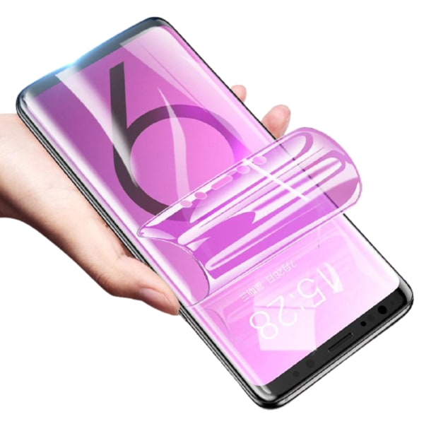 2st 100d skärmskydd för Samsung Galaxy S10 S9 S8 S20 Plus, For Samsung S20 Plus 2Pieces of Soft Film
