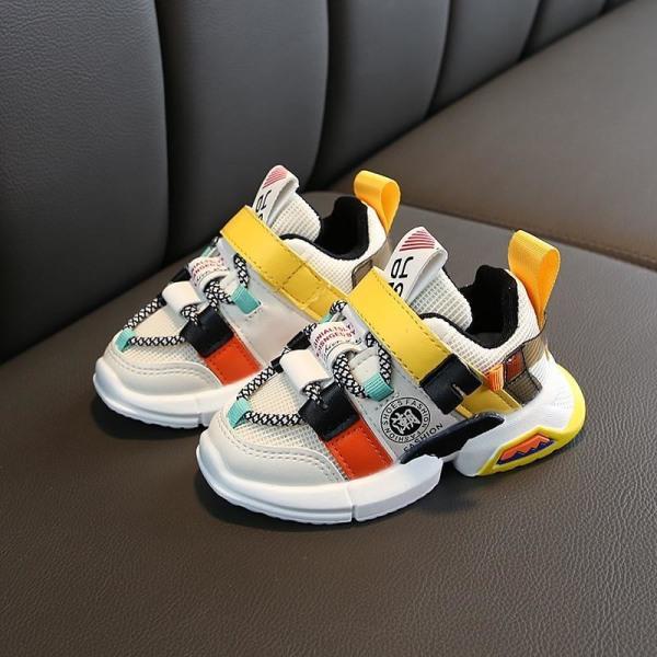 Barn sneakers mode andas Black 26