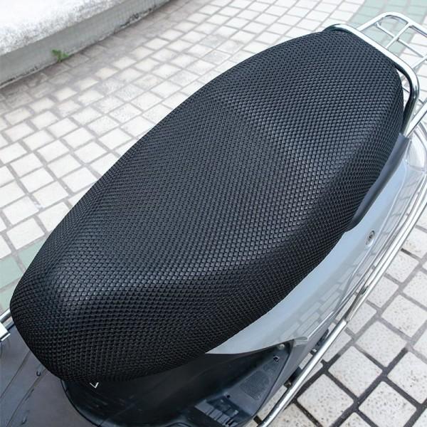 Antislip vattentät kudde skyddar nätkåpan Black-XL