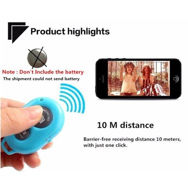 Flexibel svamp bläckfisk telefon stativ montera selfie stick Remote Shutter