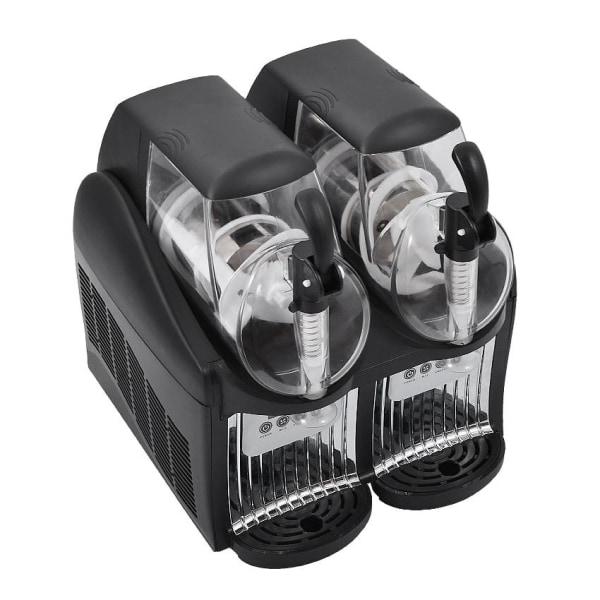 Elektrisk automatisk mjukis te juice slush maskin 220V