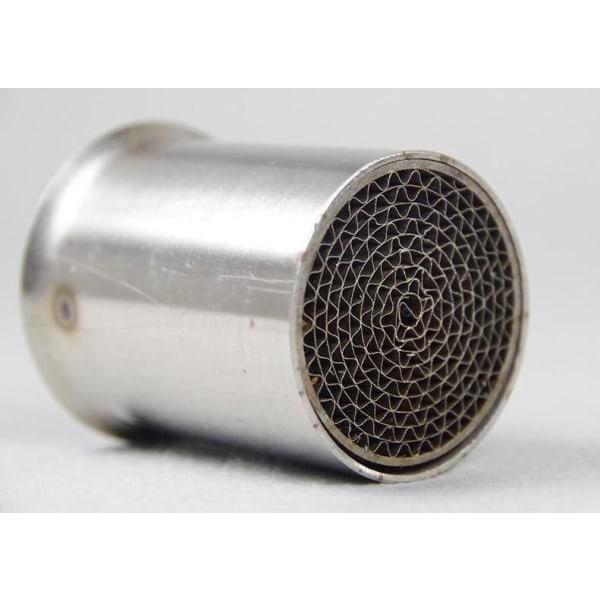Universal framre mitten avgassystem Silver 8