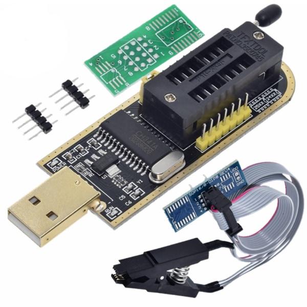 Ch341a 24/25-serien eeprom flash bios usb-programmeringsmodul ch341a and flash