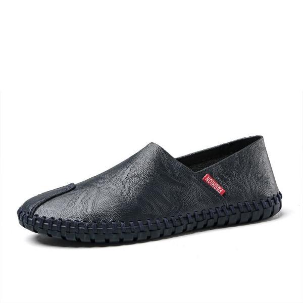 Män loafers skor NHW-3 45