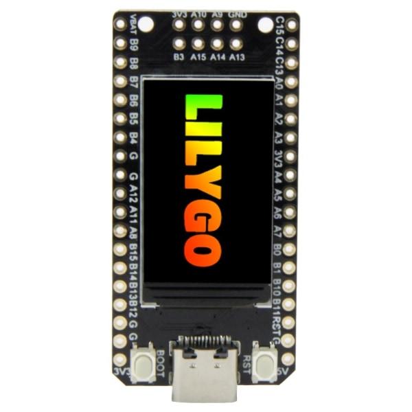 Ttgo t-display-gd32 huvudchip 1,14 tum 240x135 upplösning