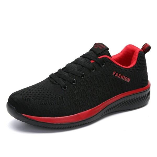 Nya vinter varma sneakers Red 39
