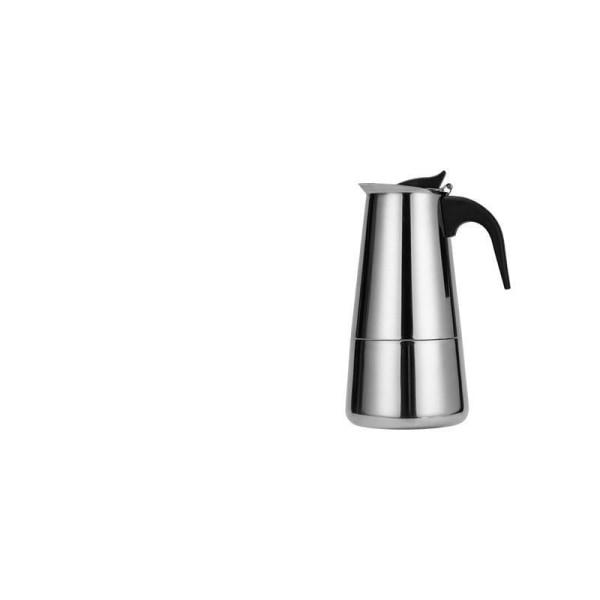Bärbar espressomoka moka kaffebryggare G