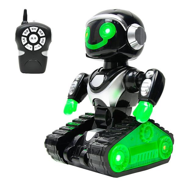 Ny smart robot (grön)