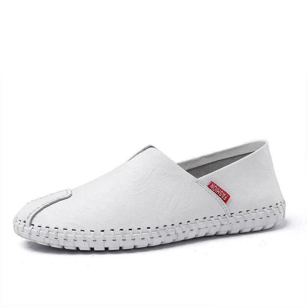 Män loafers skor NHW-3 44