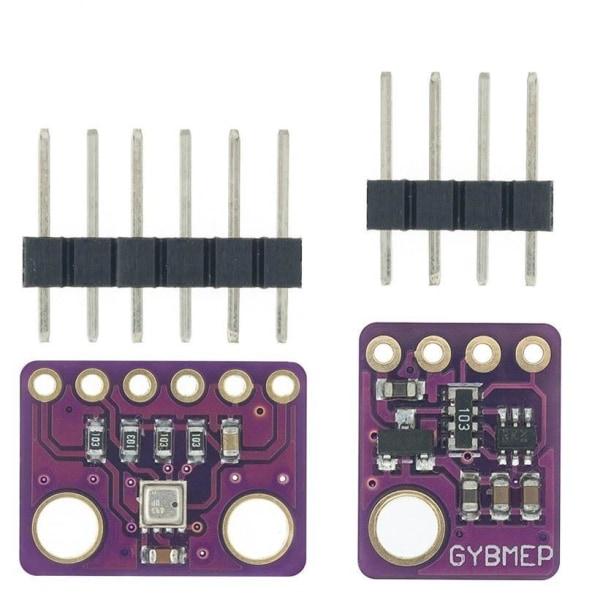 Digital sensor temperaturfuktighet barometertrycksensormodul BME280 5V