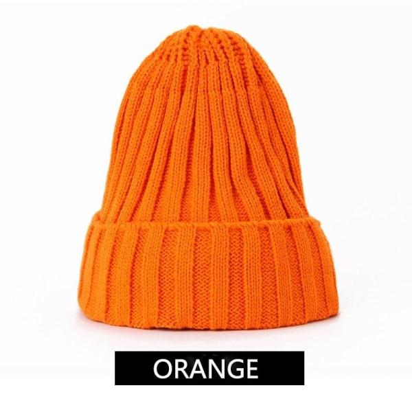 Vinter benaies kvinnor stickade hattar, tjockare hatt, mjuk, 4