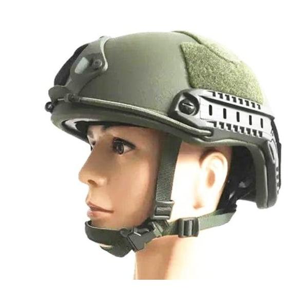 Taktisk skottsäker hjälm med hög skärning LBallistic helmet