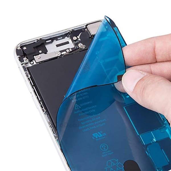 Vattentät telefonklistermärke, lcd -skärm limtejp For iPhone XR
