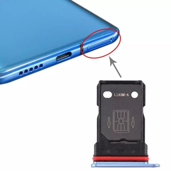 SIM -kort fack + SIM -kort fack Green OnePlus 9 Pro