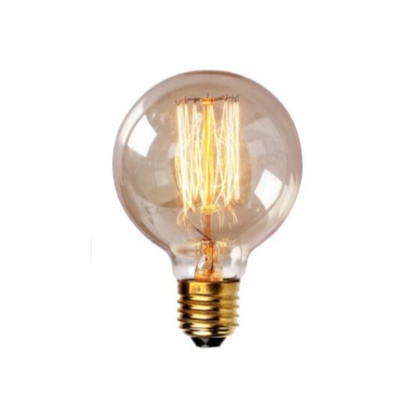 Glödlampor med glödlampor i retrostil 6W