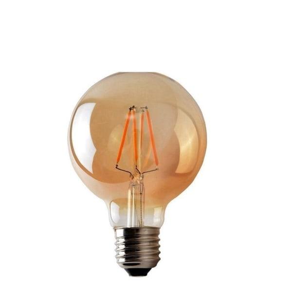 Glödlampor med glödlampor i retrostil 8W