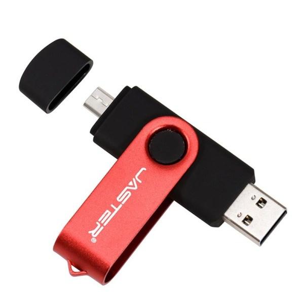 Höghastighets usb-flash-enhet pendrive för red 128GB