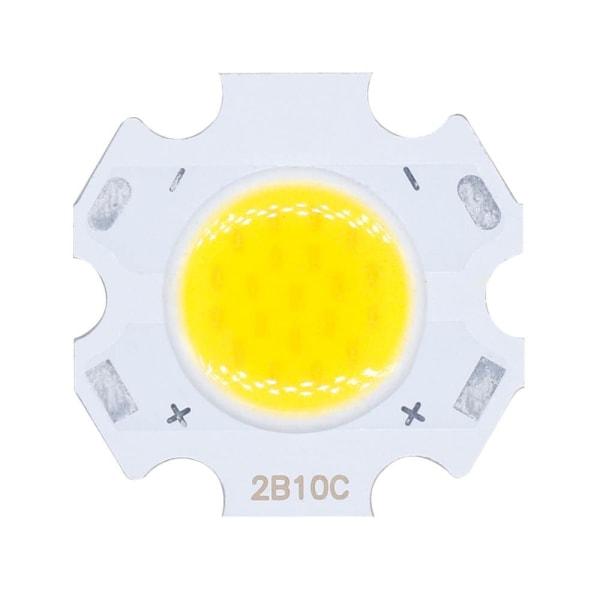 LED källchip högeffekt cob glödlampa lampa spotlight ner 10W 2828 10pcs
